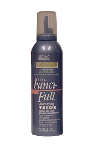 Fancifull Mousse Sweet Creme