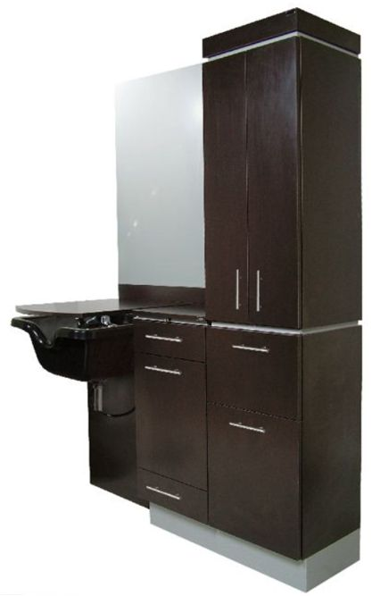 Collins Cabinets Wet Stations Styling Stations