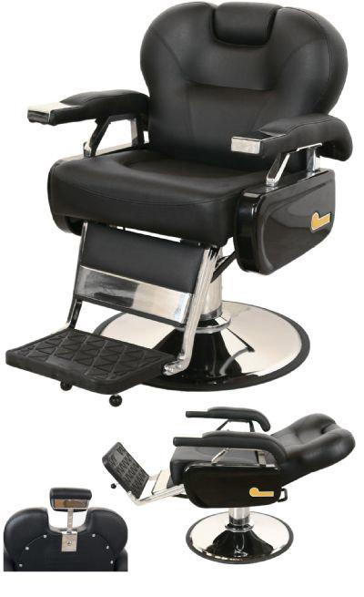 Jeffco Salon Equipment Barber Chair 109 Extra