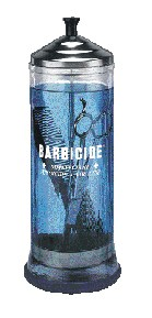Barbicide Jar - Large Size