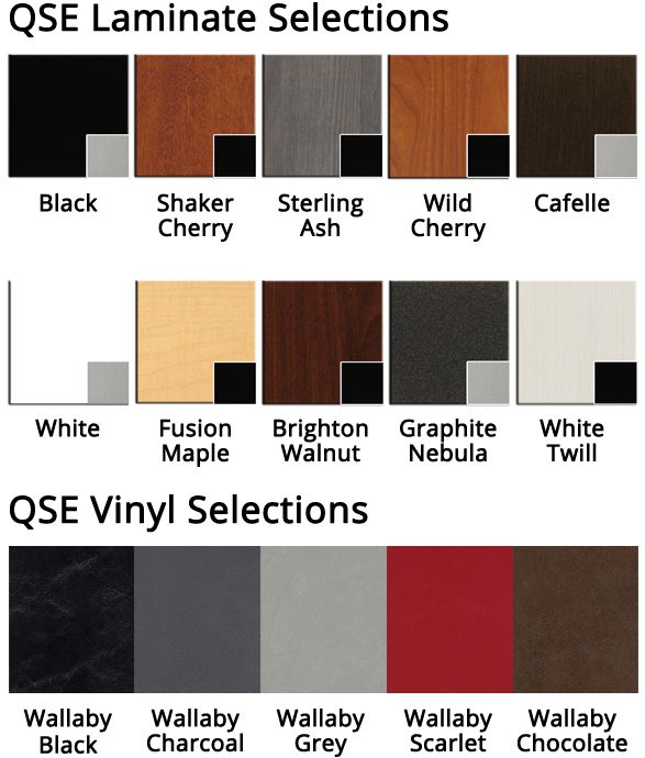laminate color selections made to order cabins made to order cabins