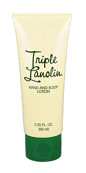 Triple Lanolin Hand & Body Lotion Regular & Aloe