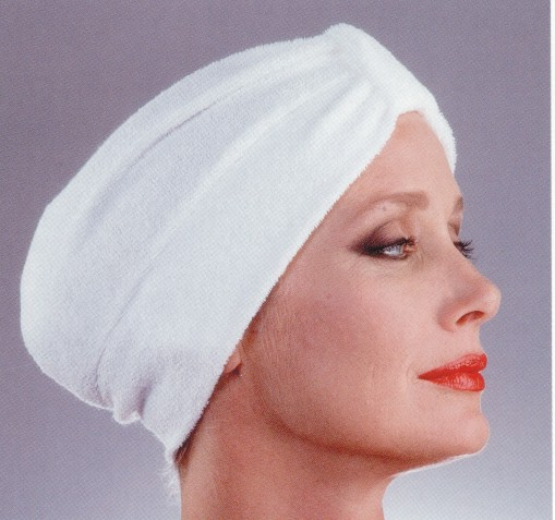Betty Dain Terry Turban Terry Cloth Hair Turban