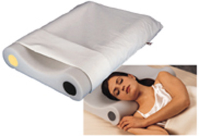 Double Core Select Pillow Orthopedic Pillow Top Rated