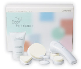 DermaNew Total Body Experience System