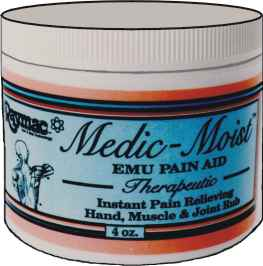 Pain Relief - Emu Oil Cream