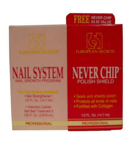 How To Make Nail Polish Not Chip: European Secret With Never Chip Polish Shield
