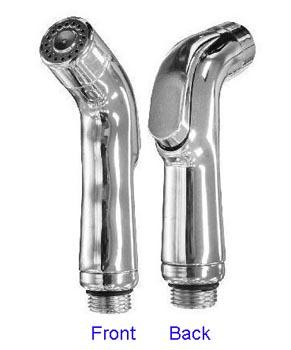 kitchen sink sprayer hose guide