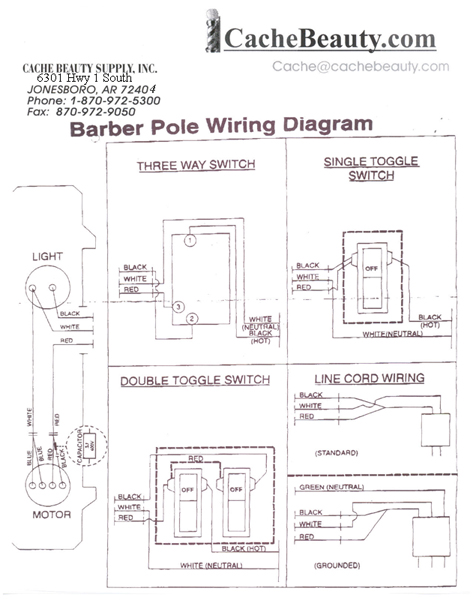 Electrical Wiring For 4 Way Light Switch
