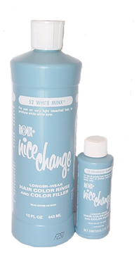 Gel that changes hair color