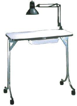 Manicure Tables by Kayline & Collins