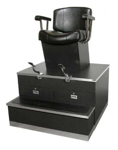 Shoe Shine Stand For Sale Used