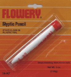 Styptic Pencil