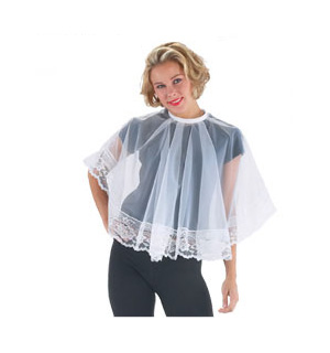 Will-o-Wisp Comb-Out Cape